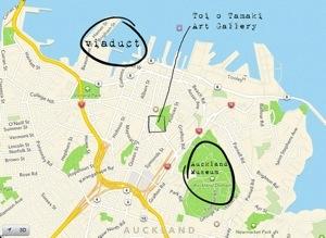 hotspots auckland