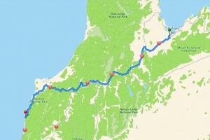 250 km