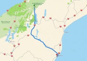210 km