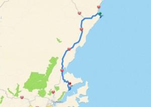 61 km