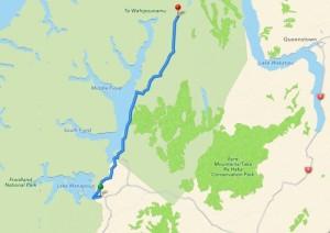 92 km